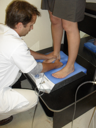 réalisation de semelles orthopédiques dans l'indre et loire