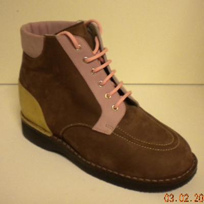 Fabrication de chaussures orthopédique dans le 37