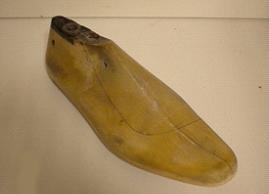 Fabrication de chaussures sur-mesure à Tours